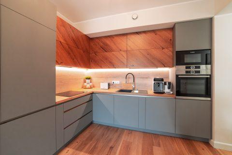 Kaasaegne köök Kodulahes