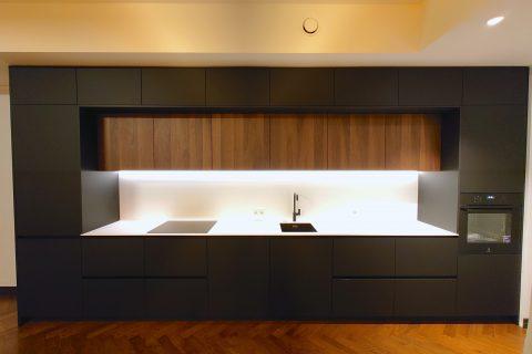 Fenix Nano köök, Uus-Veerenni
